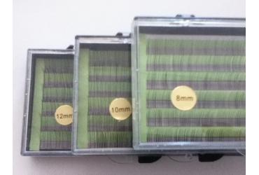 Pestañas Linea Pequeñas 8mm